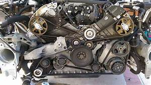 How To Replace Timing Belt On A8 D3  U2013 Audi