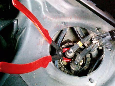volvo  convertible  fuel pump