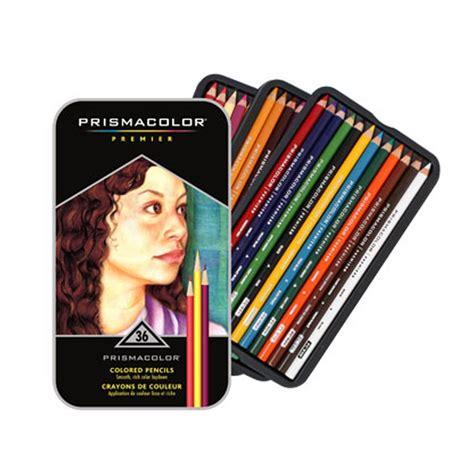 colored pencils prismacolor prismacolor premier soft colored pencils set of 36