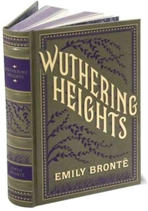 barnes and noble hardcover classics wuthering heights barnes noble collectible editions by