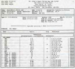 pediatric complete metabolic panel values images frompo