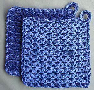 Wolle Für Topflappen : anleitung topflappen hot and cold crochet pinterest ~ Watch28wear.com Haus und Dekorationen