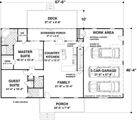 1500 sf house plans country style house plan 2 beds 2 5 baths 1500 sq ft