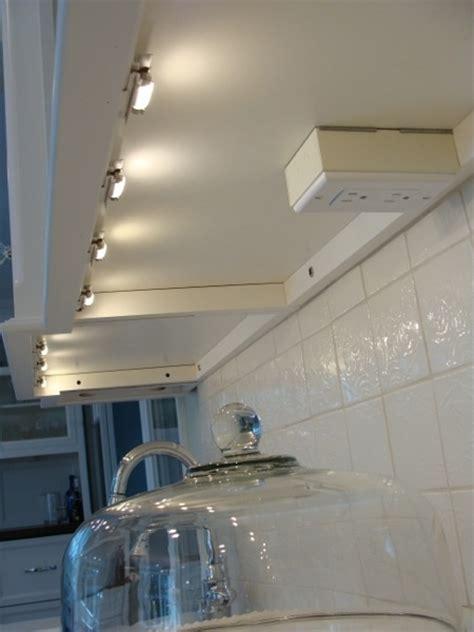 Outlets Mounted Under Cabinet Kitchens Pinterest
