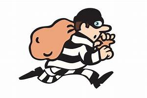 Image Gallery robbery cartoon
