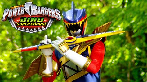 power rangers dino super charge fall trailer talon