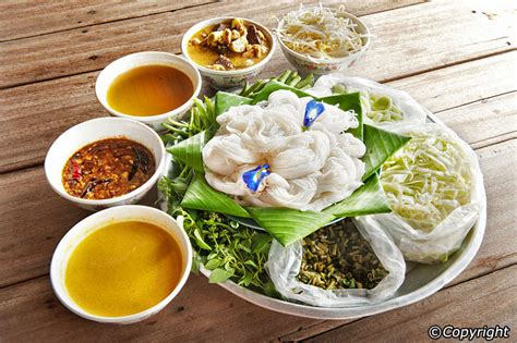 cuisine khmer 8 nom banh chok from cambodia special foodie