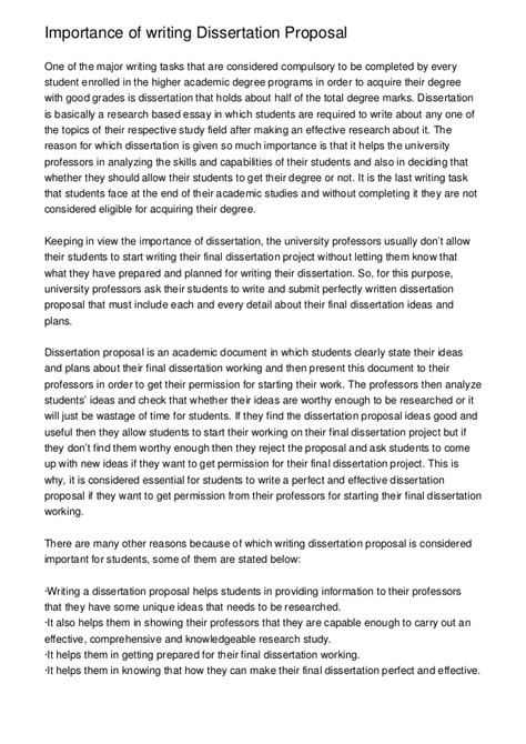 Dissertation Proposal Examples School Papers Buy Dissertation