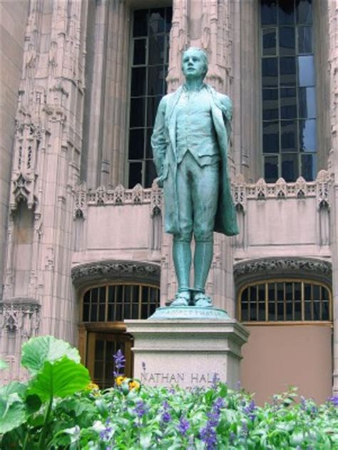 nathan hale quotes quotesgram