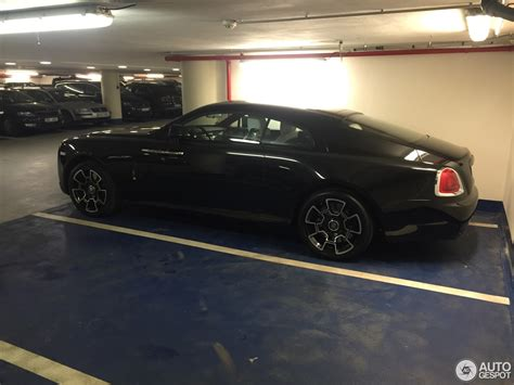 rolls royce wraith black badge rolls royce wraith black badge 3 december 2016 autogespot