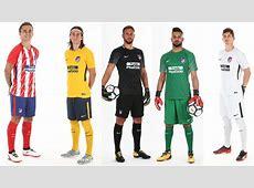 Real Madrid, Barcelona, Atlético y las camisetas de los