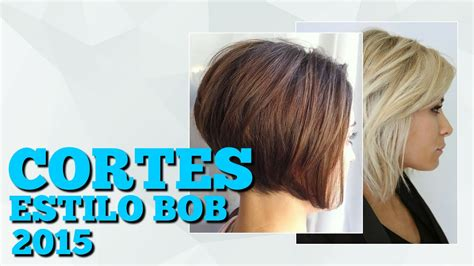 Cortes de cabello BOB (2017) YouTube