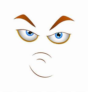 Angry Cartoon Face | www.imgkid.com - The Image Kid Has It!