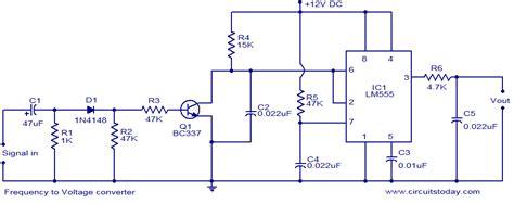 Converter Circuit Using Timer