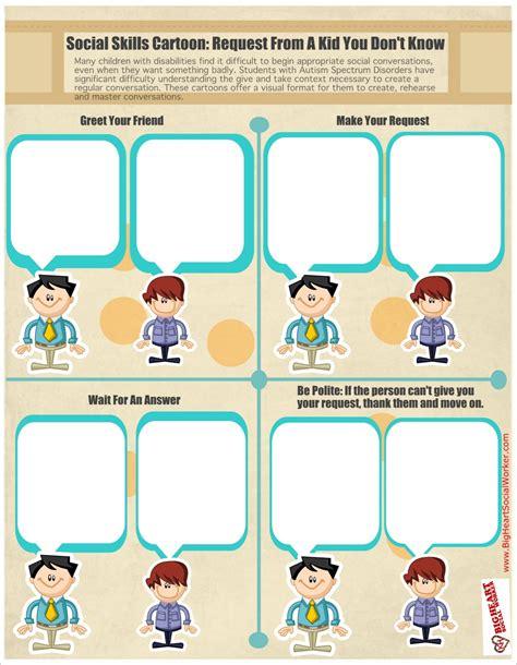 worksheet social skills worksheets grass fedjp worksheet