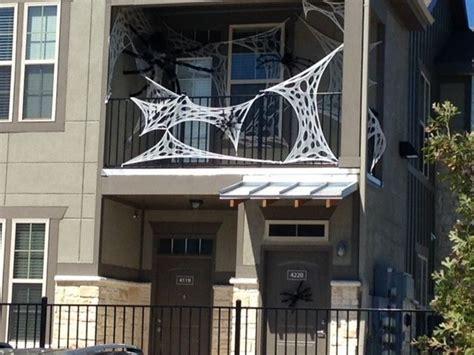 amazing halloween decoration   balconies