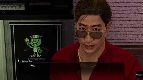 yakuza  leisure king phase  youtube