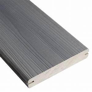 Lame De Terrasse Composite : lame de terrasse bois composite fiberon ~ Edinachiropracticcenter.com Idées de Décoration