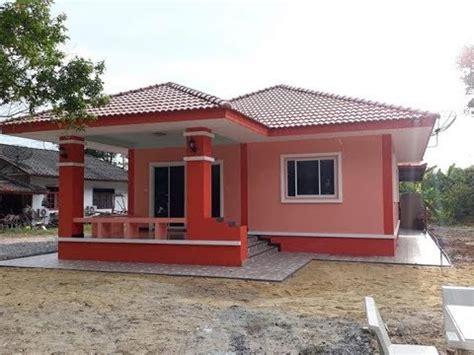 small bungalow house design ideas  estimated costs starting  pesos oyehello