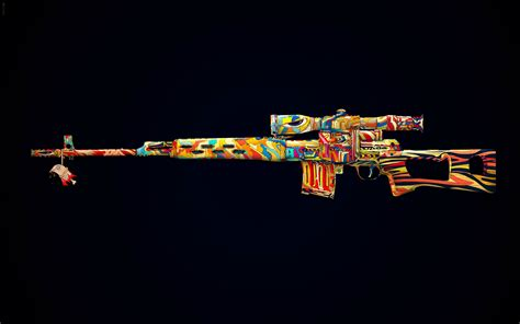 Sniper Rifle Full Hd Wallpaper And Background Image
