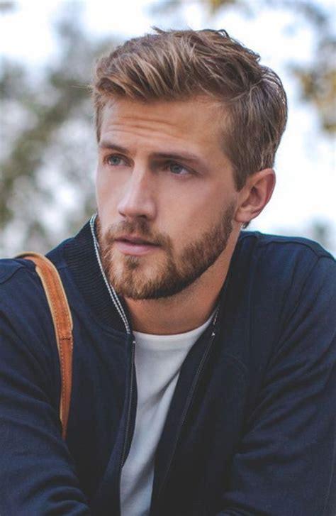cheveux ondulés homme coiffure homme blond printemps 233 t 233 2017 ces coupes de cheveux pour hommes qui nous s 233 duisent