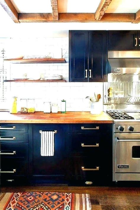 navy blue kitchen accessories navy blue kitchen cabinets country size of wall decor 3466
