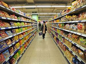 Grocery, Store, Shelves, Could, Soon, Watch, While, You, Shop