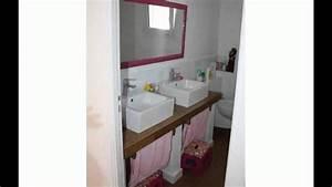 Sehr Kleines Gäste Wc Gestalten : kleine badezimmer einrichten youtube ~ Watch28wear.com Haus und Dekorationen