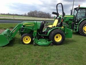 2007 John Deere 2520 Tractors - Compact  1-40hp
