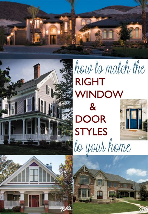 single craftsman style house plans how to match the right window and door styles to your home