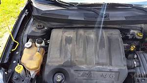 2007 Chrysler Sebring V6 2 7l Engine Knock