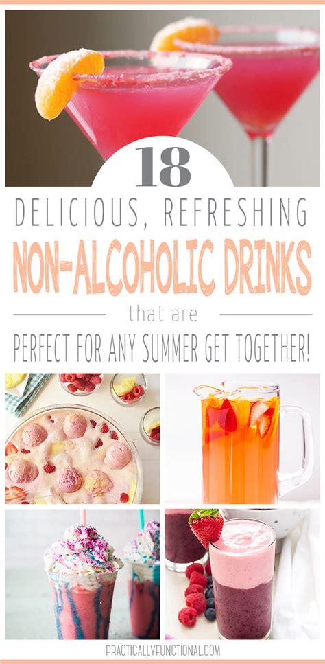 alcoholic drinks  summer
