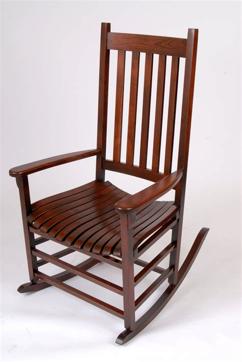 solid wood rocking chair plan mission style rocking chair history and designs homesfeed
