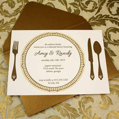Rehearsal Dinner Invitation Template Word Cards Design