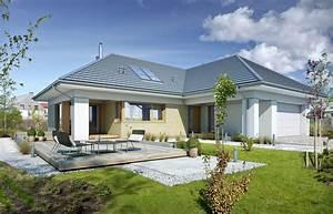 Haus Kaufen Polen : wir entwerfen bungalow mit dachgeschoss haus grundrisse ~ Lizthompson.info Haus und Dekorationen