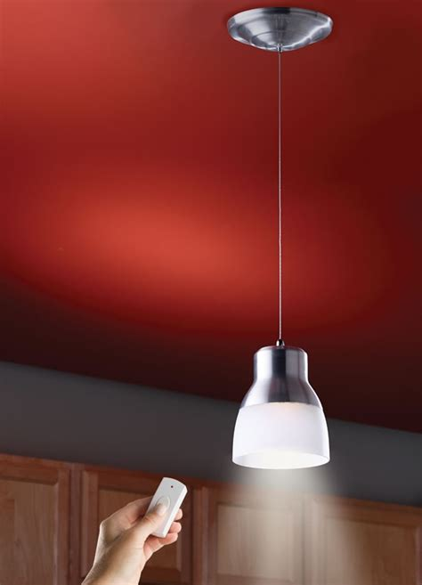 Bright Battery Operated Lights by The Battery Powered Led Pendant Light Gadgets Matrix