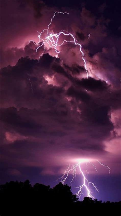 clouds storm lightning wallpaper allwallpaperin