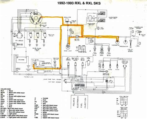polaris snowmobile ignition wiring diagram get free