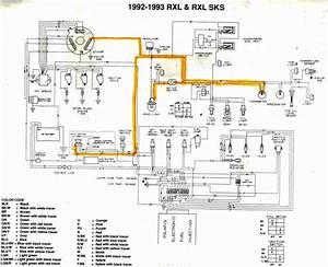 Wiring Diagram For 2008 Polaris 600 Snowmobile  Wiring