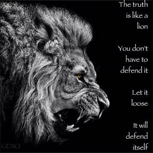 Pin by The Gyps... Lion Sign Quotes