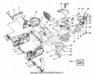 Poulan 3700 Gas Saw Parts Diagram For External Power Unit