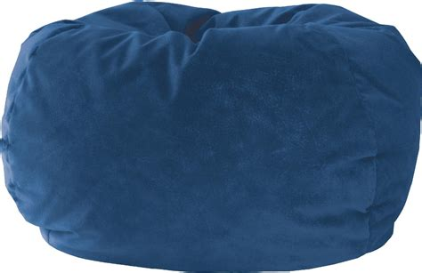 kmart frozen bean bag chair large micro fiber suede bean bag bean bags