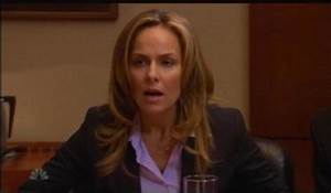The Office- The Depostion - Melora Hardin Photo (512161 ...