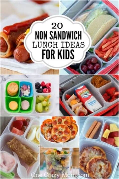 non sandwich lunch ideas for 20 kid friendly lunch 174 | f1afee0925899d45aef374d06e7bf114