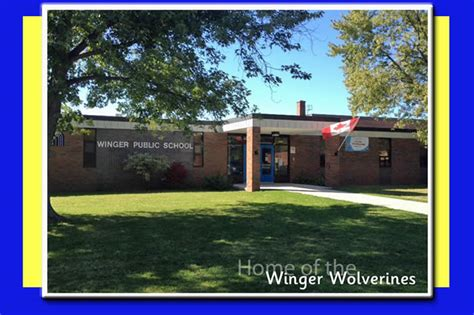 winger public school home