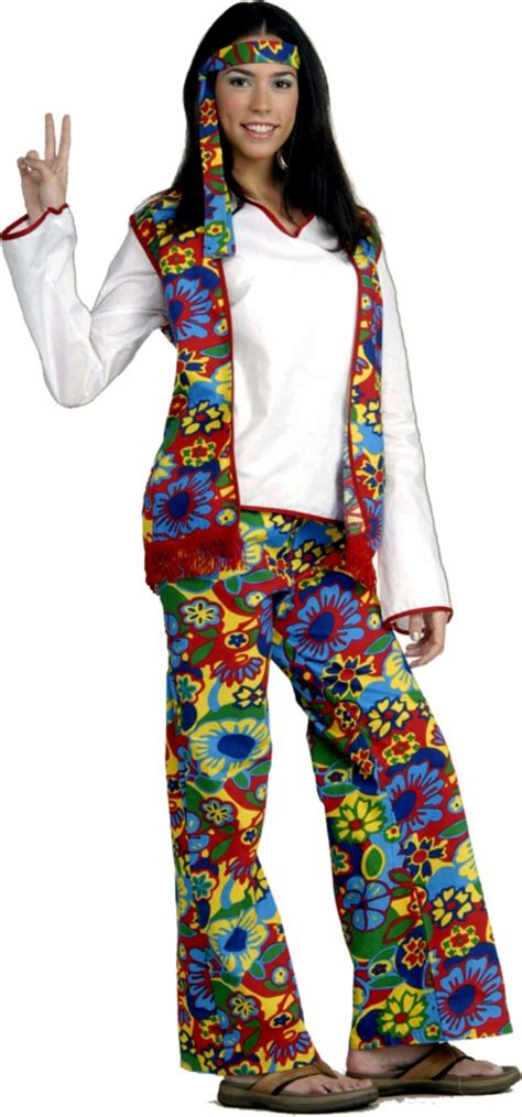 Costume Carnevale HIPPIE DIPPIE CHICK | ANNI u0026#39;60 | COSTUMI STORICI | Vendita maschere carnevale