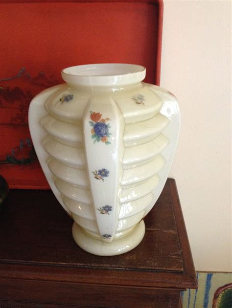 antiques atlas deco vase in opaline