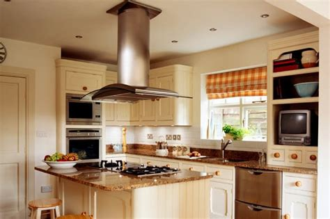 island cooktop vent how to