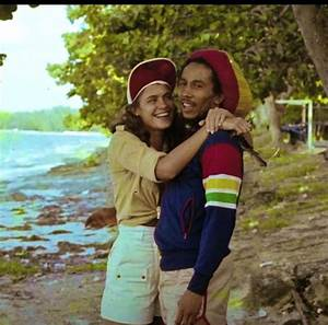 Bob Marley and Cindy Breakspeare, Miss World 1976, mother ...