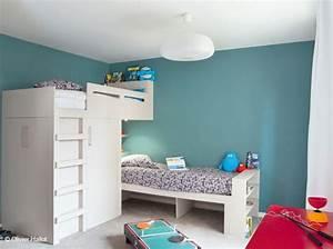 chambre bb vert dcoration chambre bb verte thme vert With idee deco cuisine avec lit a eau